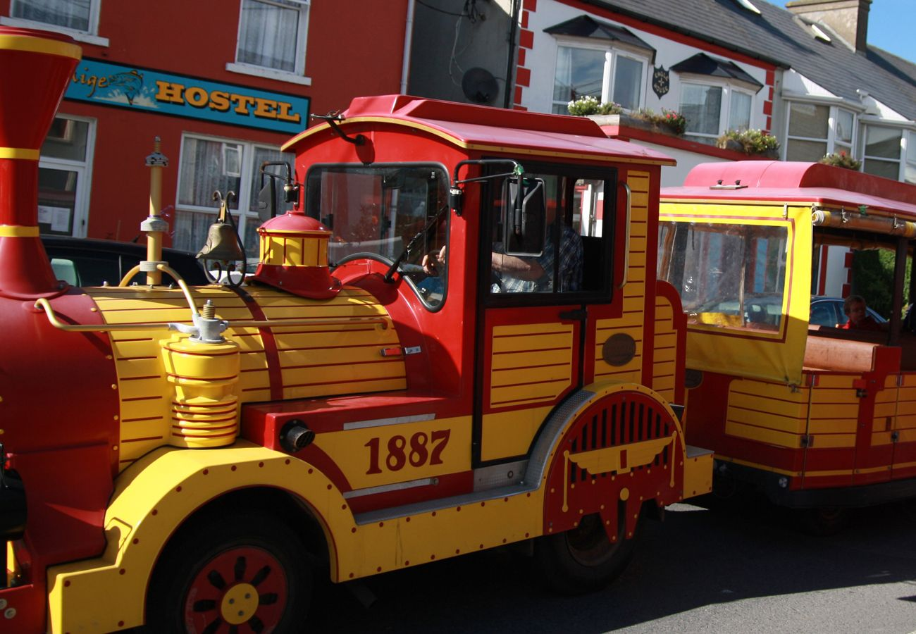 Fun Train in Kilkee, County Clare, Ireland