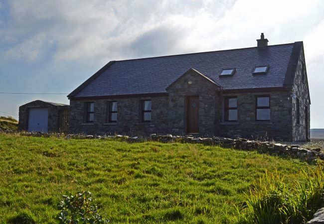 Coastal Holiday Cottage in Connemara