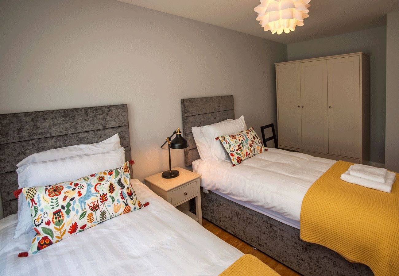 Apartment in Clifden - Clifden Town Holiday Apartment (Penthouse)