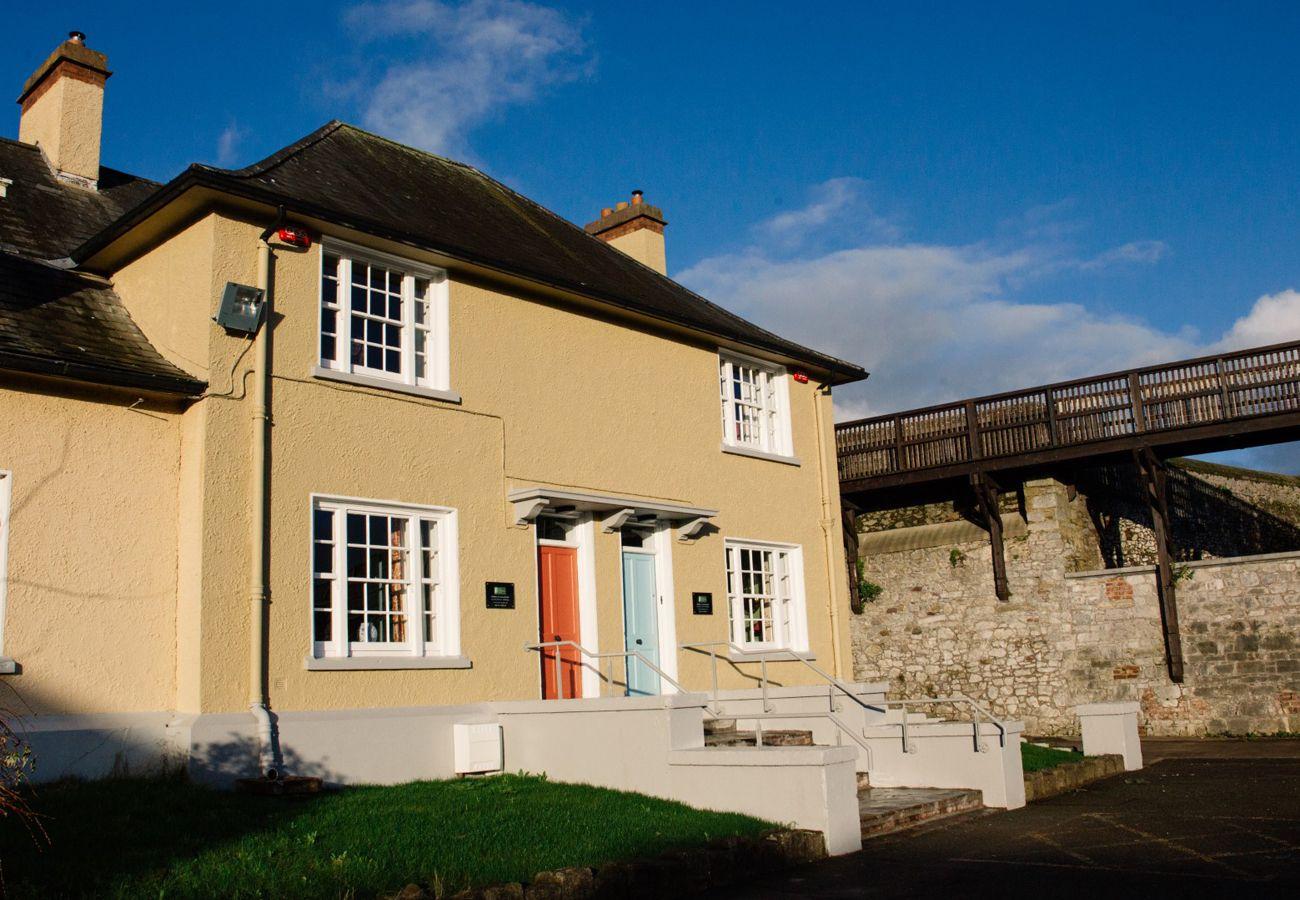 Parade House, Elizabeth Fort, Cork, Ireland