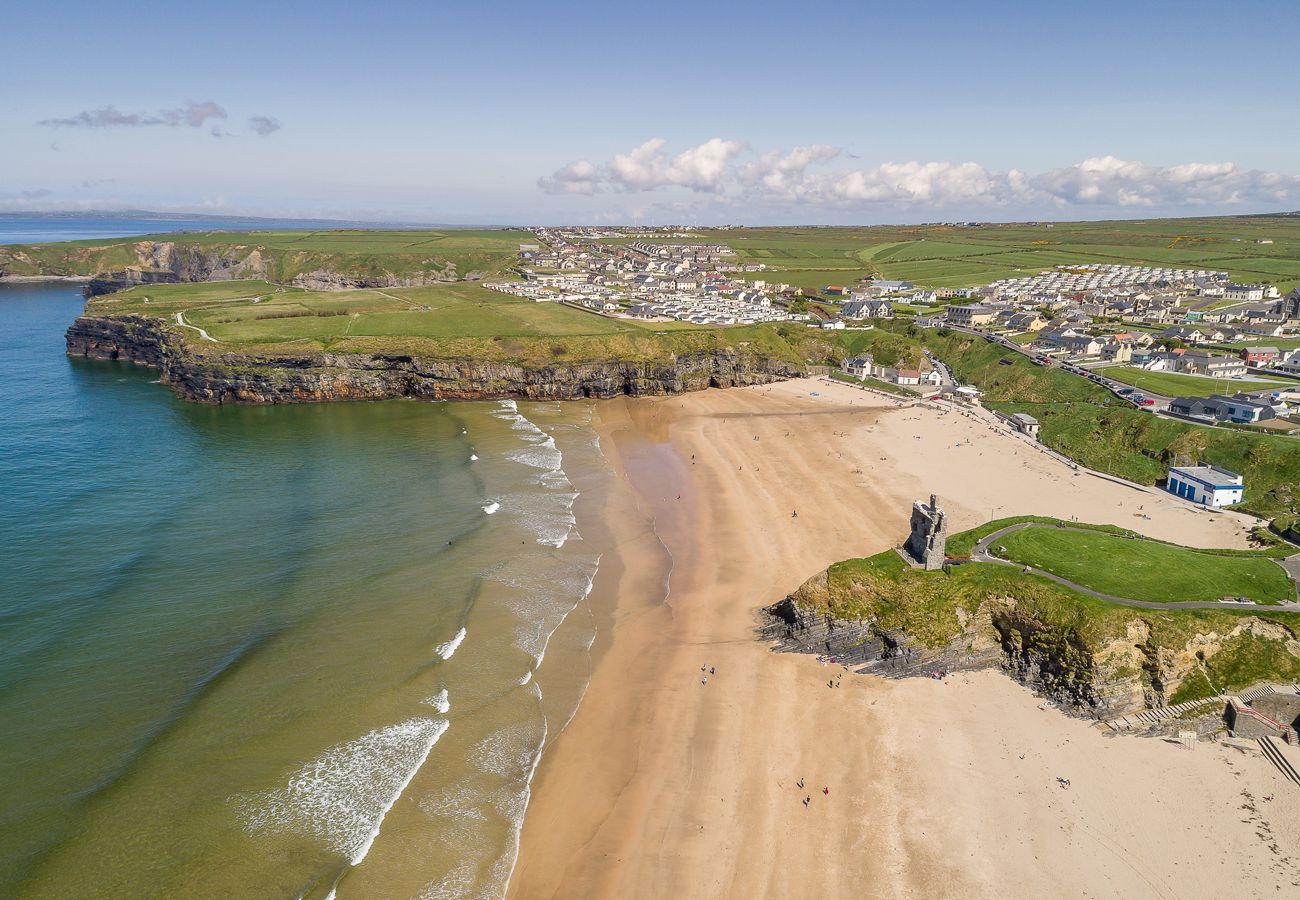 Blue Flag Beach, Ballybunion, County Kerry