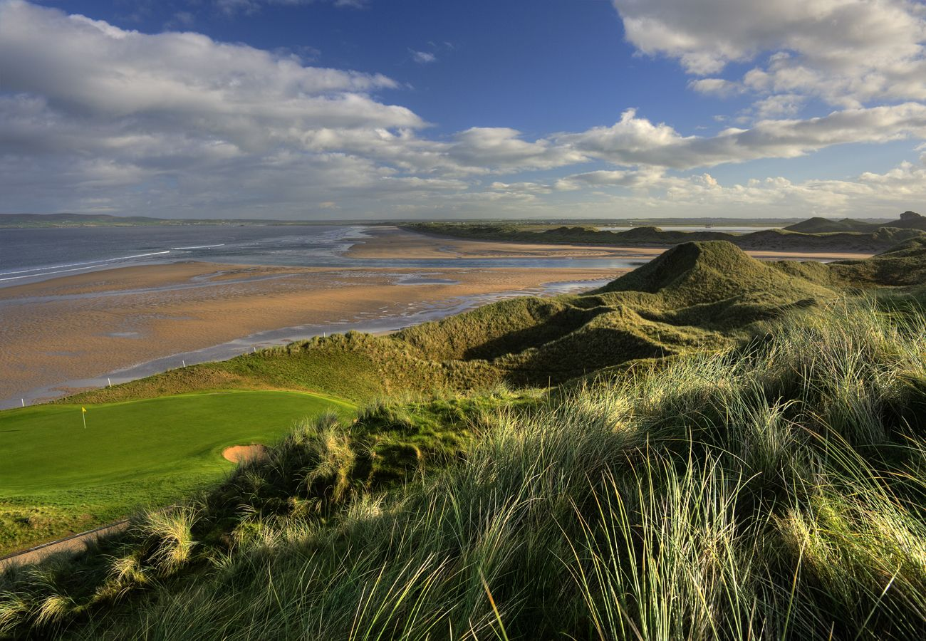 Tralee Golf Course,  County Kerry