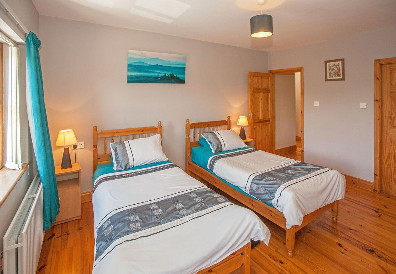 Letterfrack Holiday Home, Connemara, Galway, Ireland