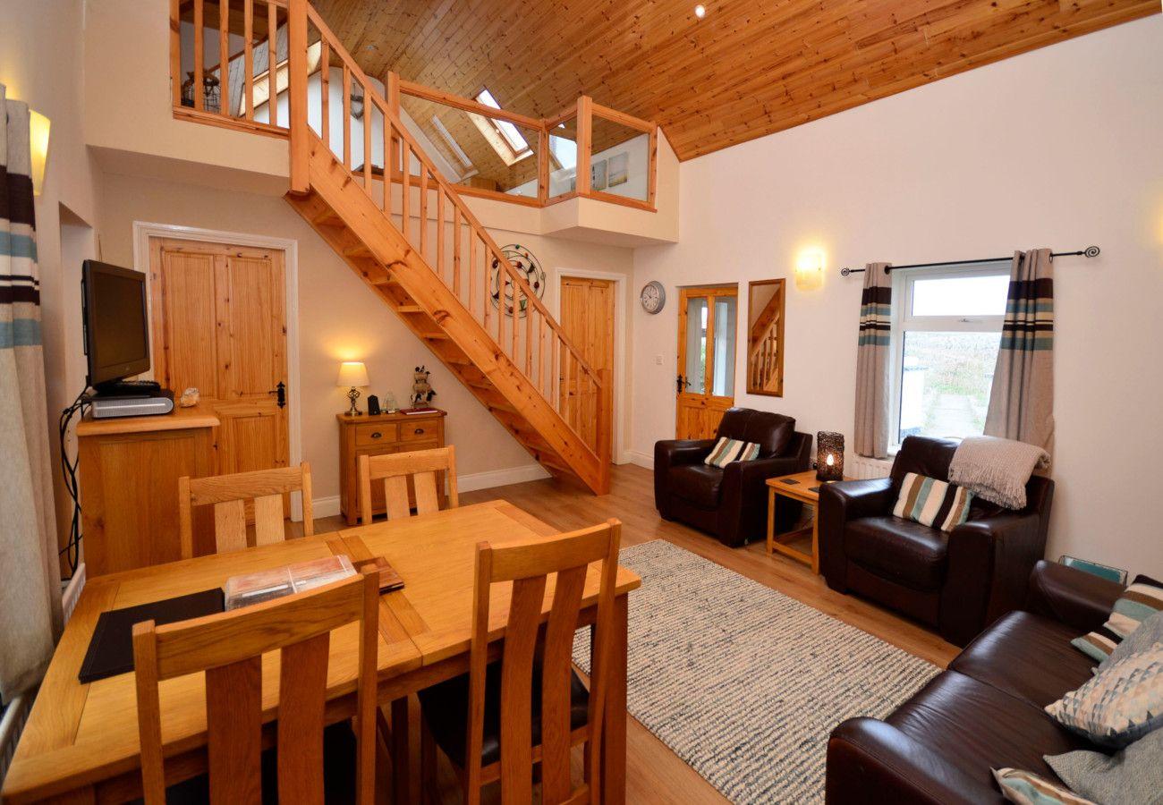 Cottage in Claddaghduff - Claddaghduff Holiday Home