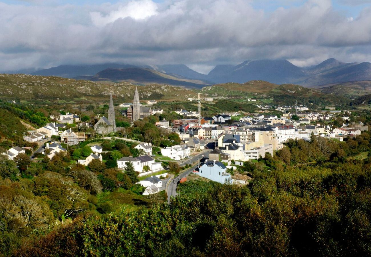 Clifden, Connemara, Galway, Ireland