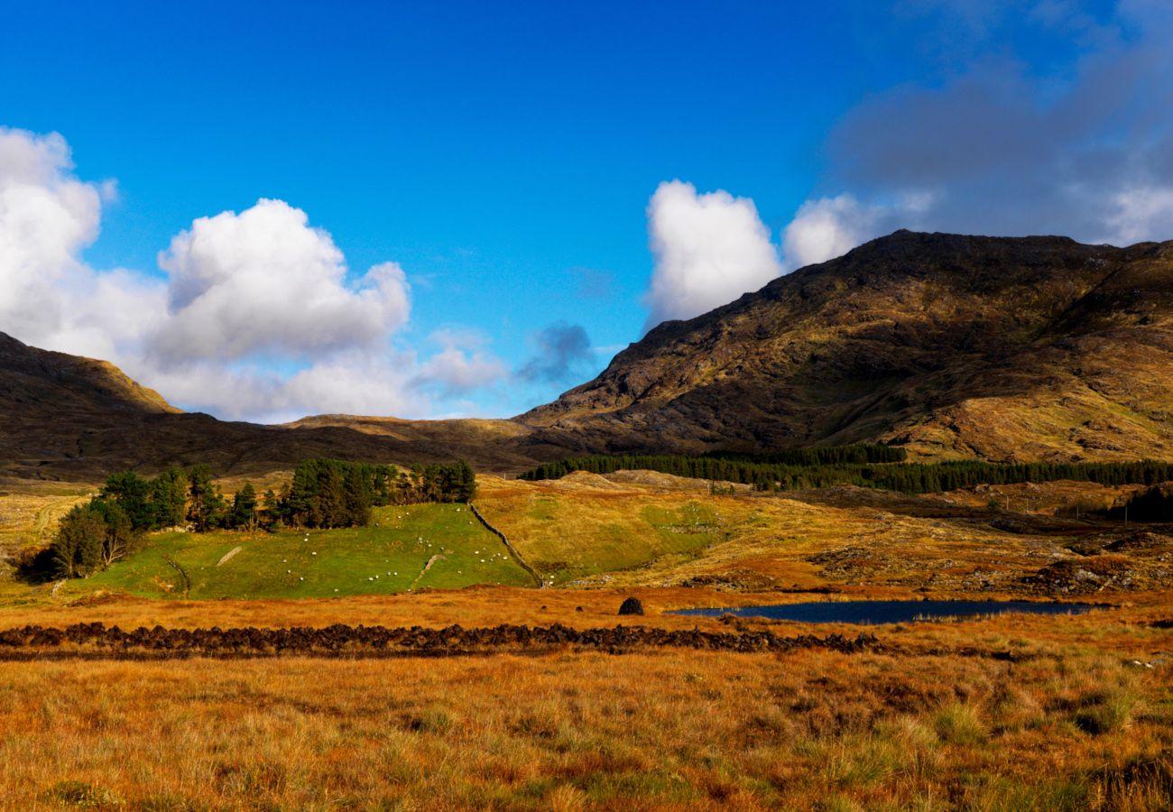 Connemara Landscape - Mountain - Galway - Tourism Ireland