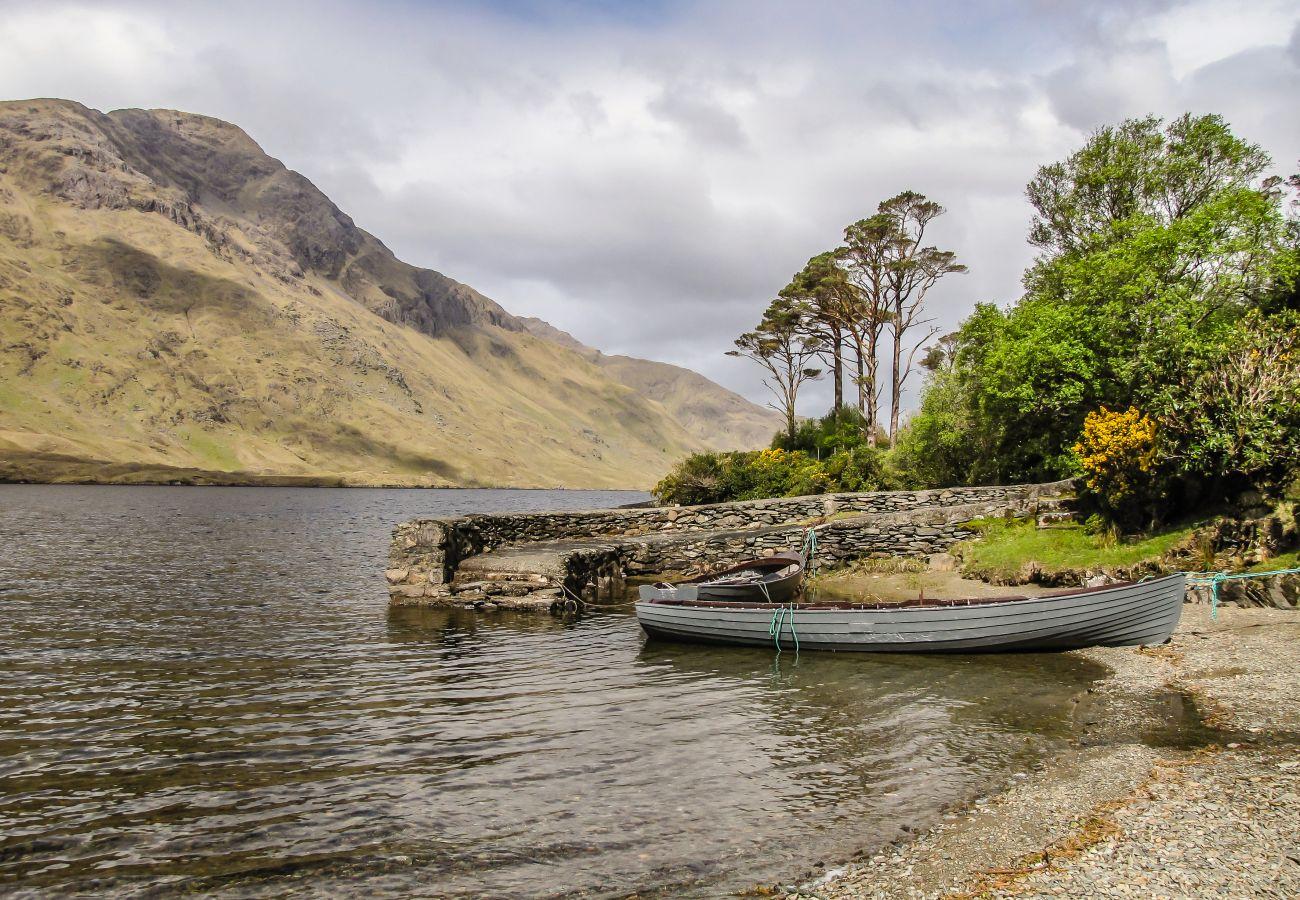 Lough Conn, County Mayo © Paul Smeets