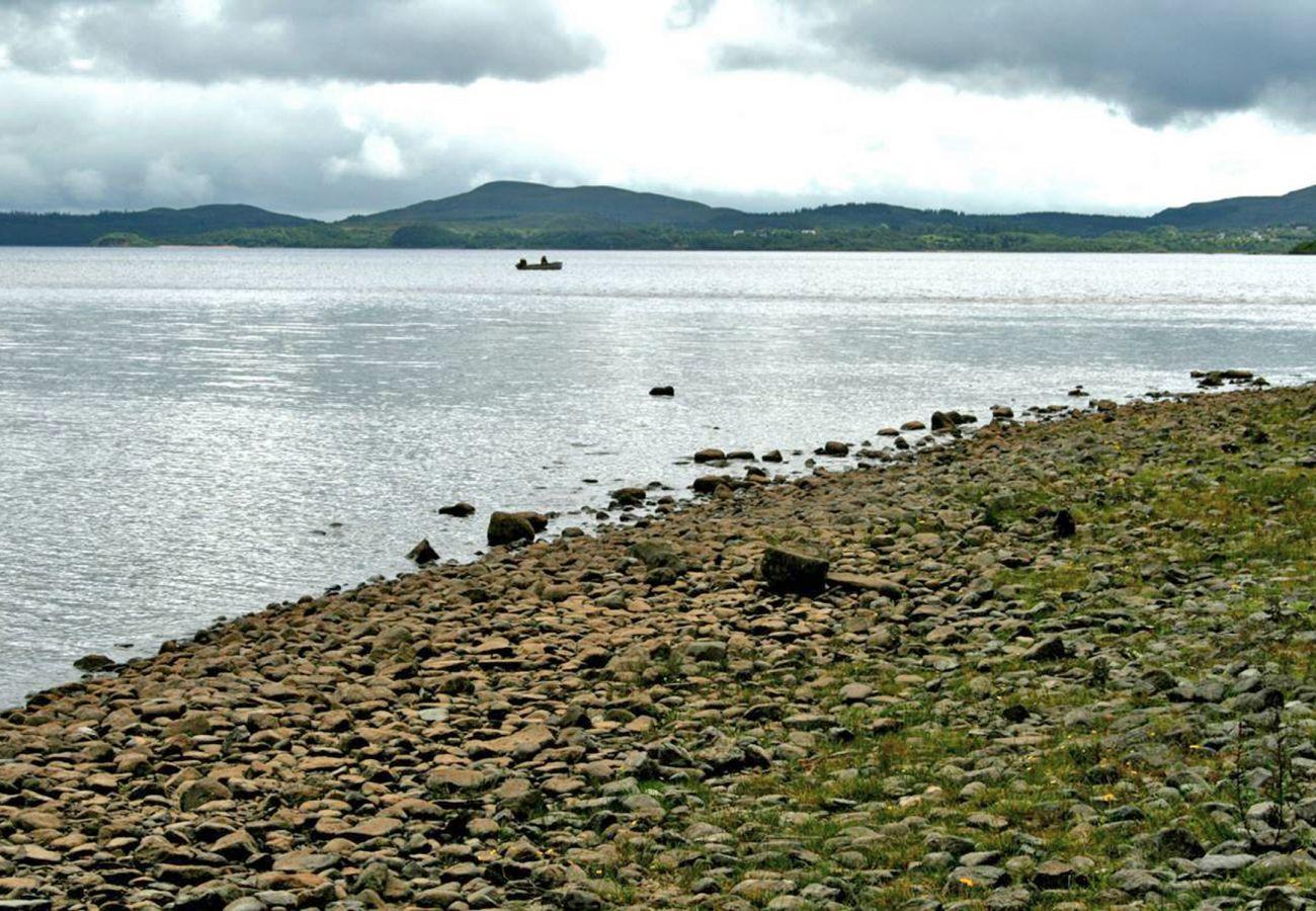 Lough Conn Shoreline, County Mayo