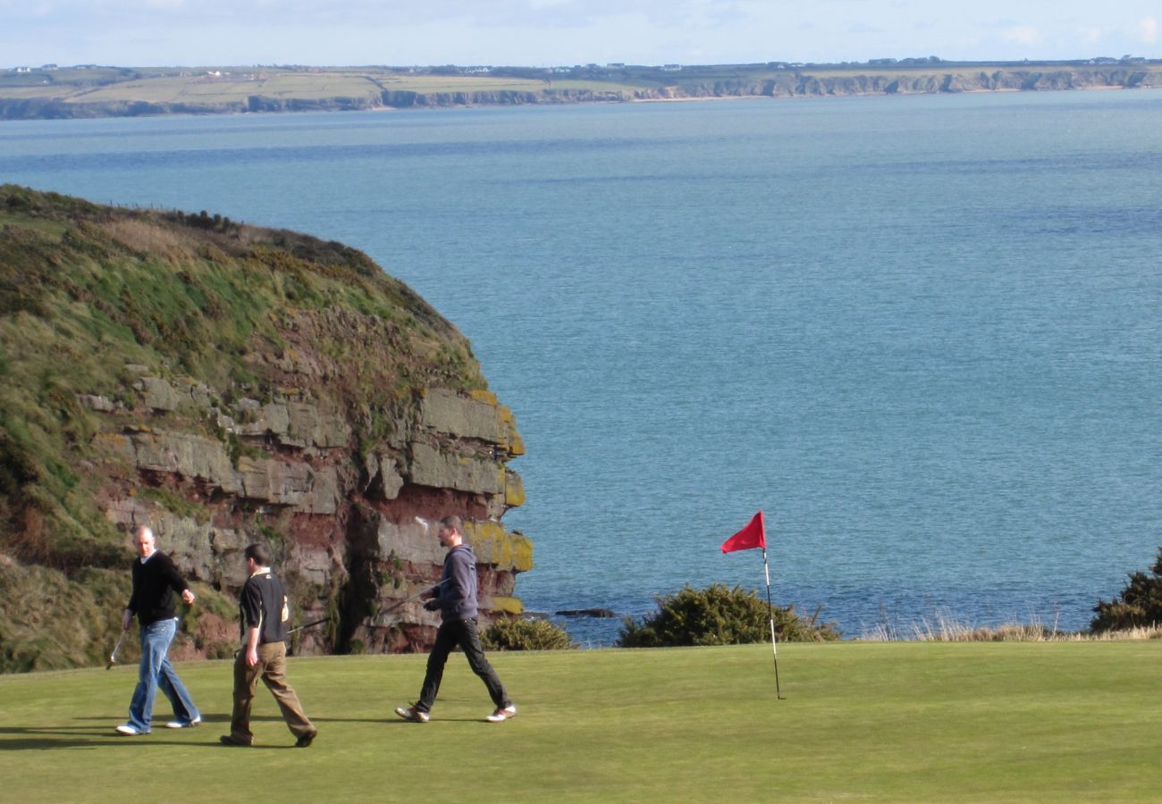 Green Six-Dunmore Golf Club-Co. Waterford