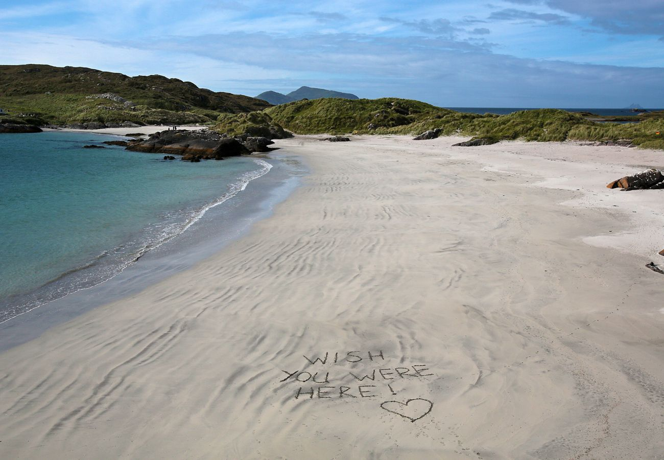 Derrynane Sandy Beach,County Kerry