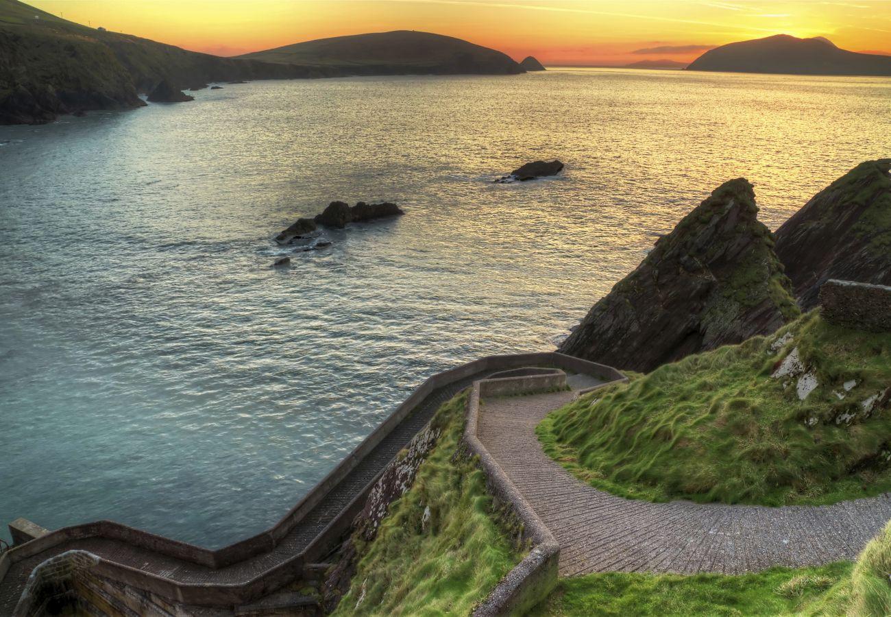 Duinquin Harbour, Dingle Peninsula, County Kerry