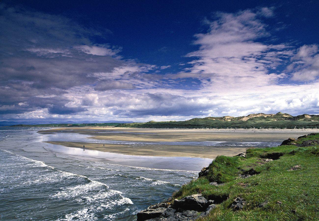Tullan Strand Bundoran Surfing and Seaside Holiday Donegal