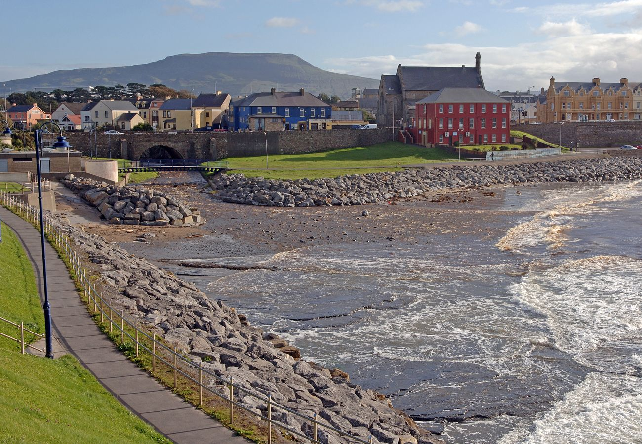 Bundoran Town, County Donegal, Irelandl