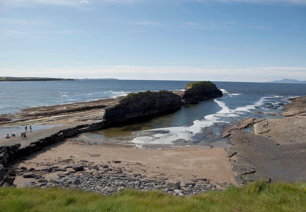 Cliff Walk Bundoran Seaside Holiday Resort Donegal Ireland