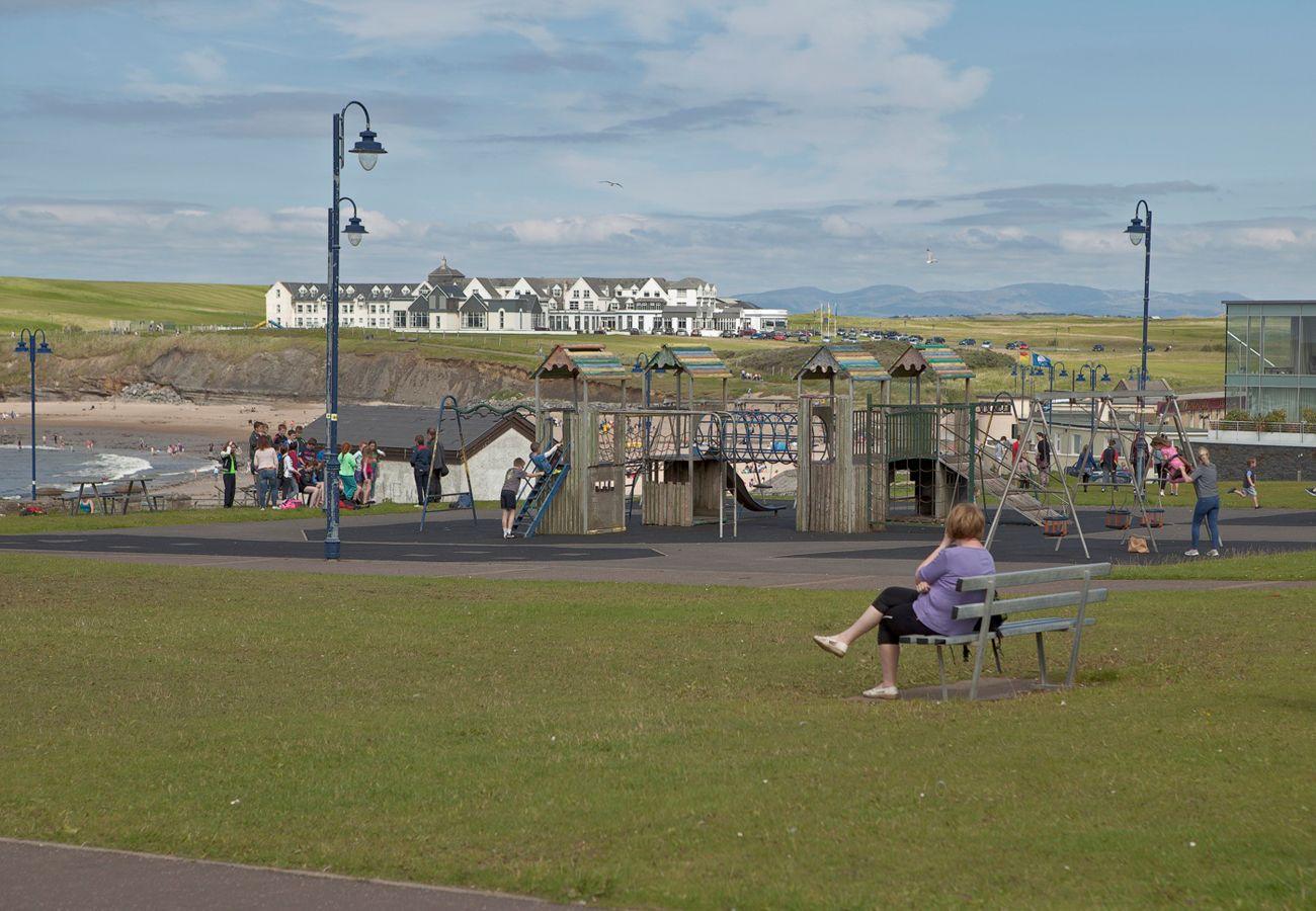 Cliff Walk Bundoran Seaside Holiday Destination Donegal Ireland