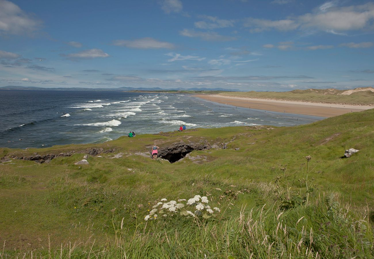 Tullan Strand Bundoran Surfing and Seaside Holiday Donegal