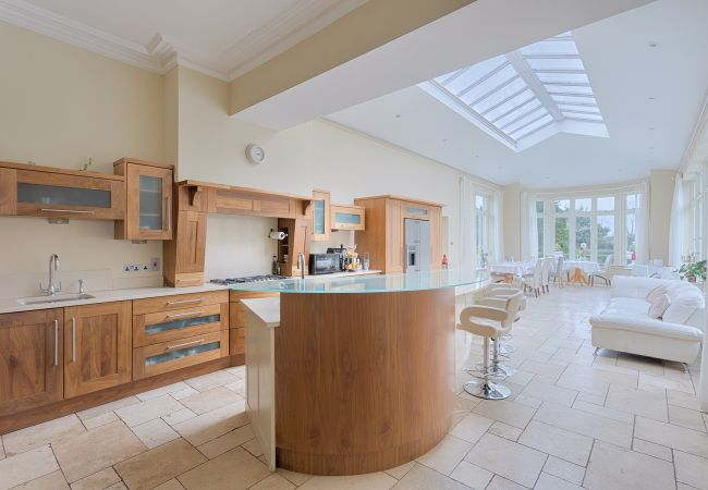 Luxury holiday home perfect for a large group!