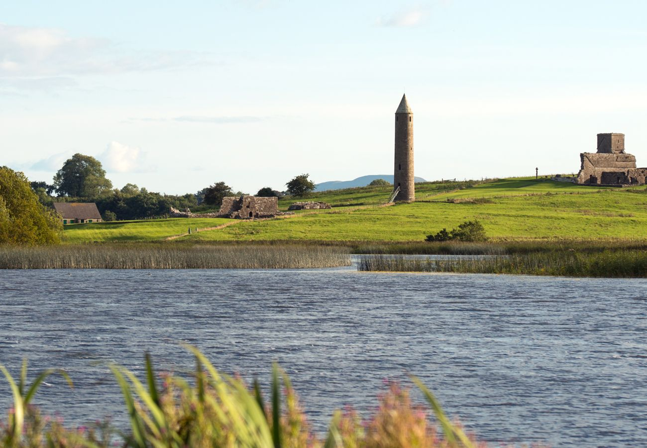 Devenish Island Lower Lough Erne near Manor Holiday Cottages Fermanagh Holiday Homes Northern Ireland