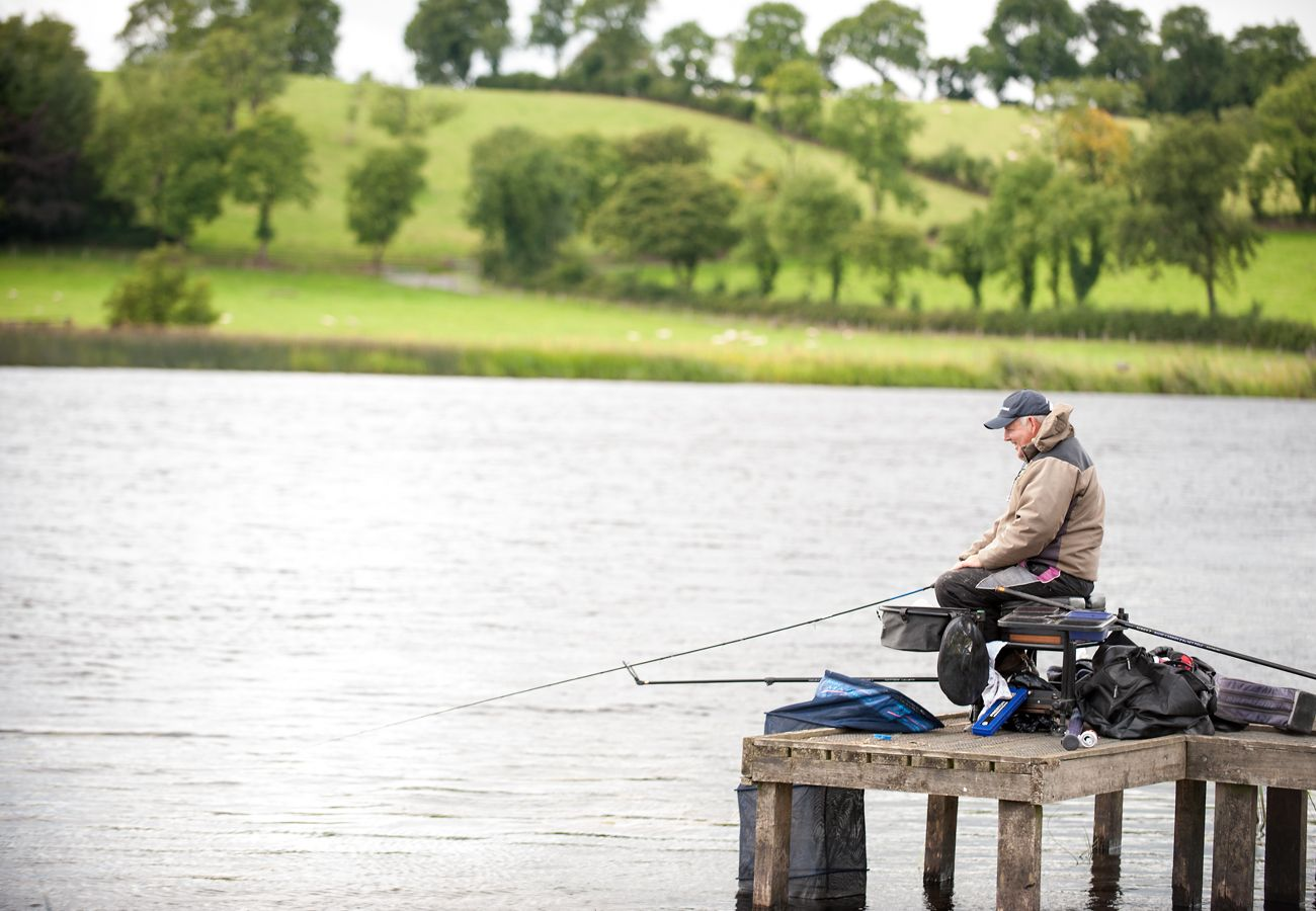 Fishing Lough Erne Manor Boating Holiday Fermanagh Northern Ireland