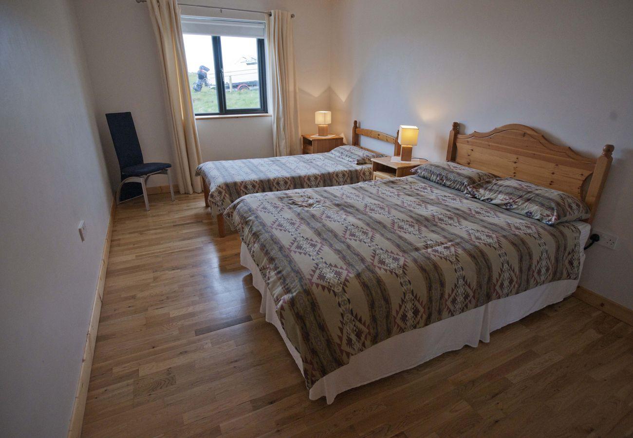 Claddaghduff Beach House, A Self Catering Holiday Home in Connemara