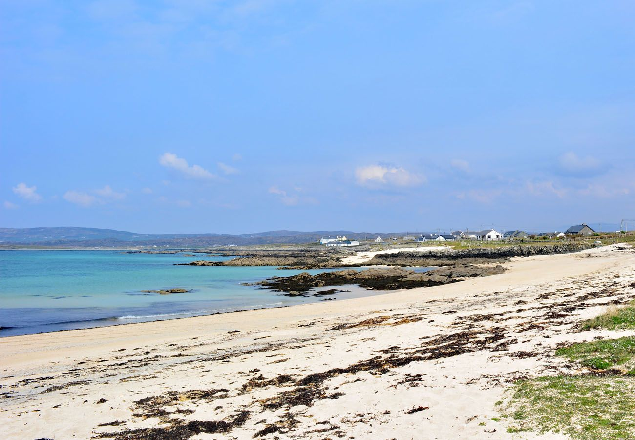 Beautiful Beaches of Connemara, County Galway, Ireland