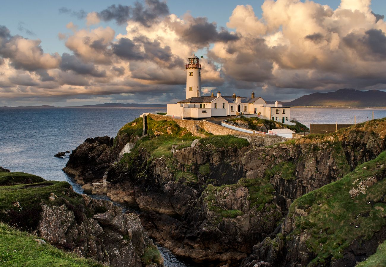 Fanad Lighthouse County Donegal copyright Trident Holiday Homes