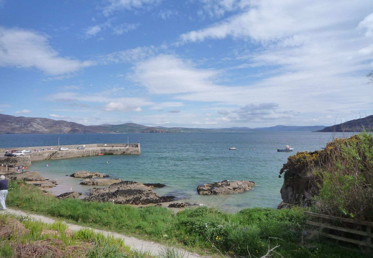 House in Portsalon - Capstan Holiday Cottage