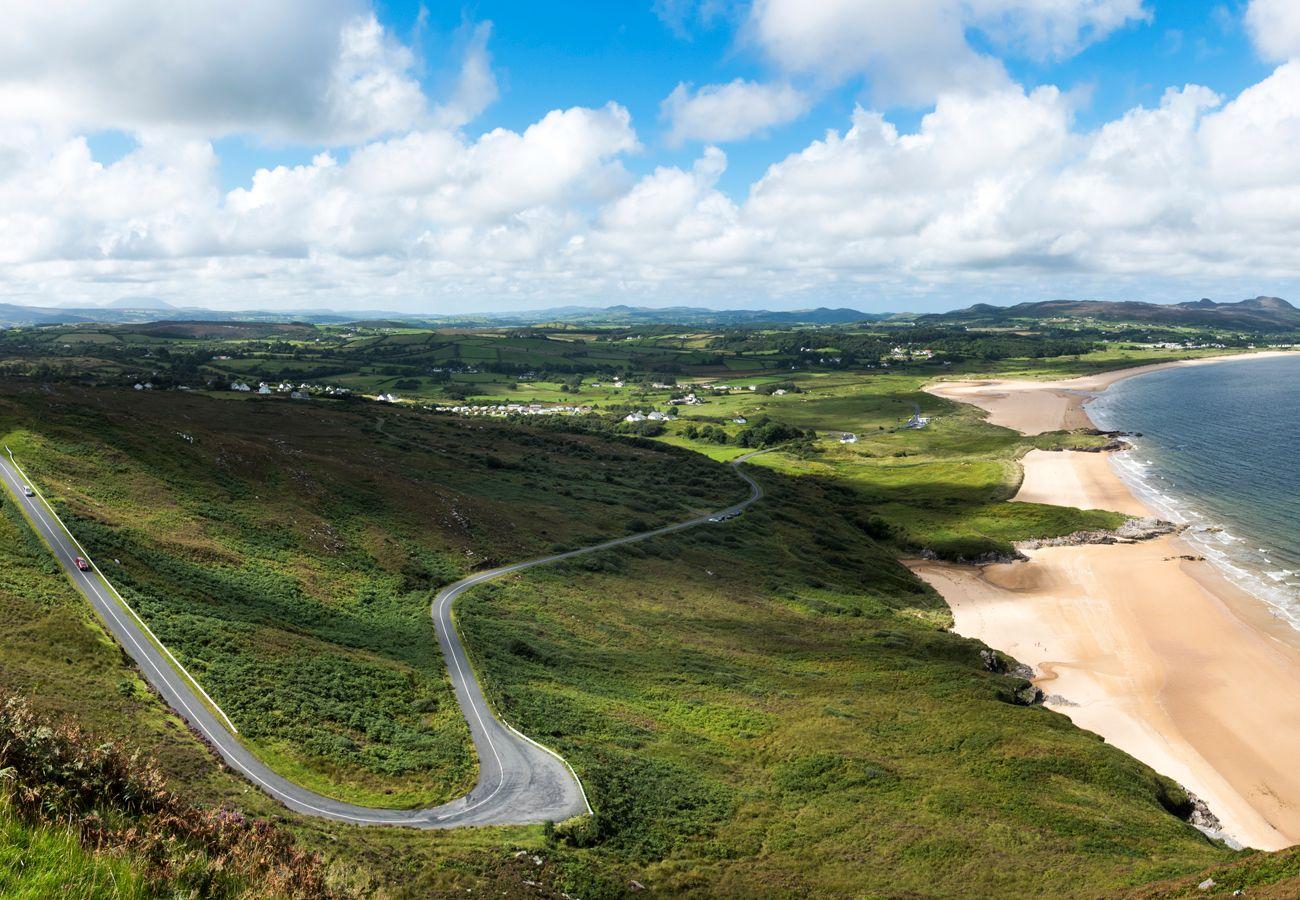 Ballymastocker Bay County Donegal © Tourism Ireland and Failte Ireland