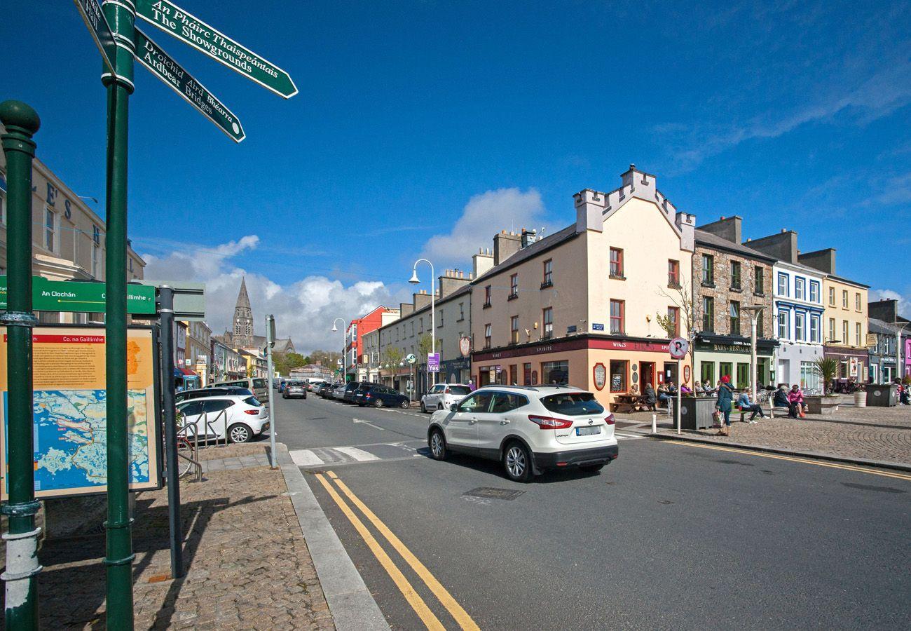 Clifden Town, Connemara, County Galway