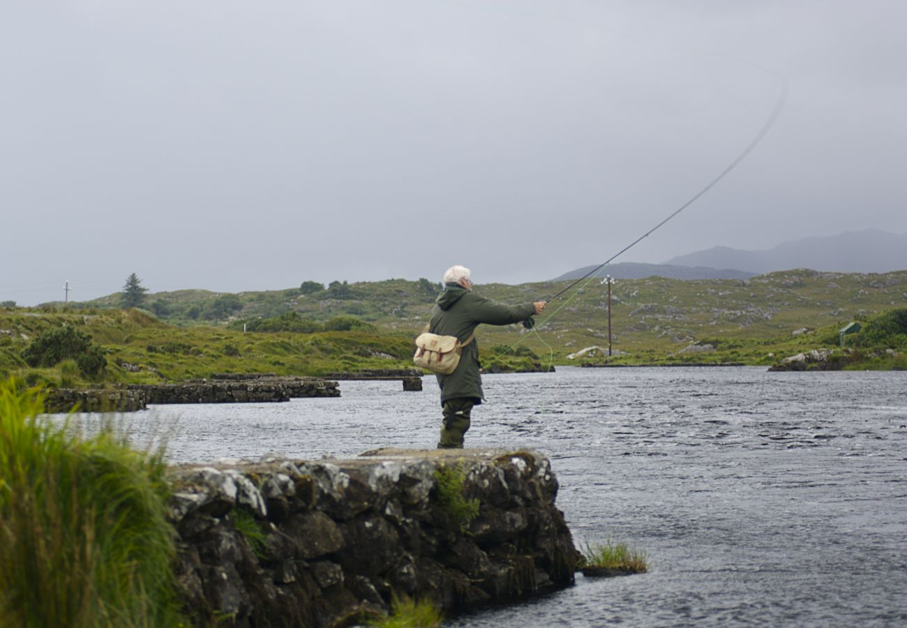 Angling Connemara Galway © Tourism Ireland and Failte Ireland