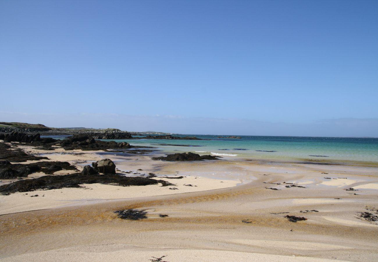Connemara Sandy Beaches Galway Ireland