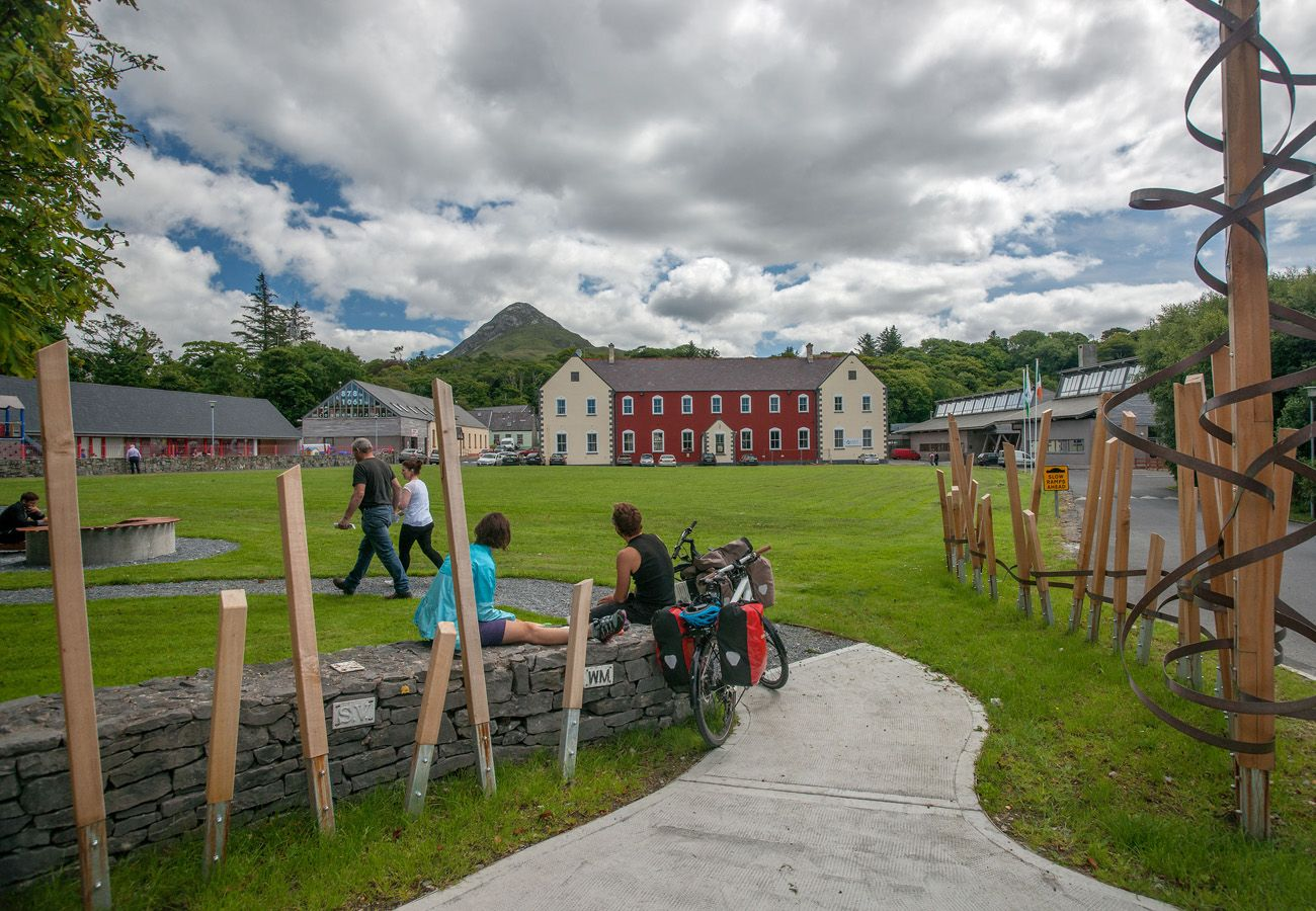 GMIT Furniture Design College Letterfrack Connemara County Galway