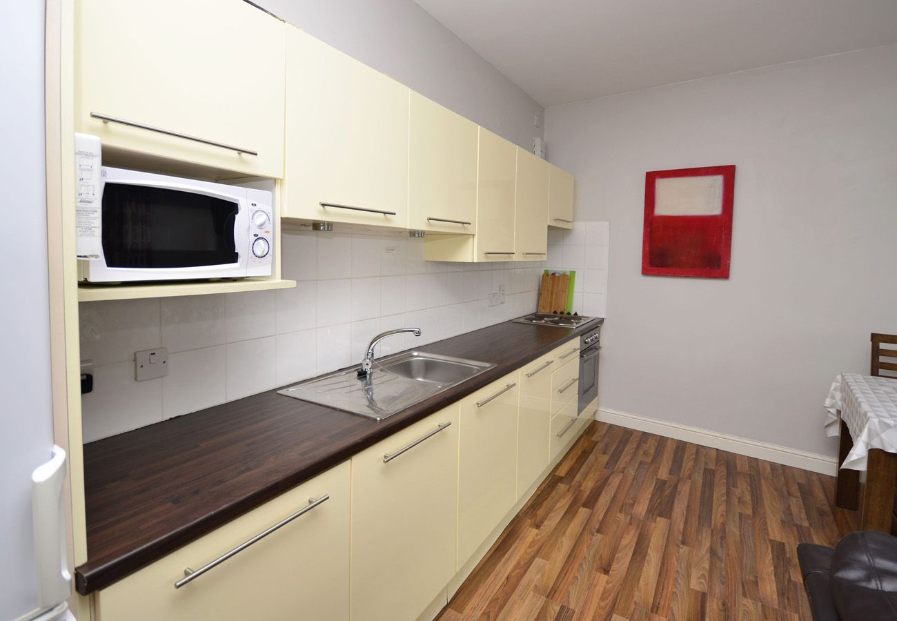 Letterfrack Apartments No.7, Modern Holiday Apartment in Connemara, County Galway
