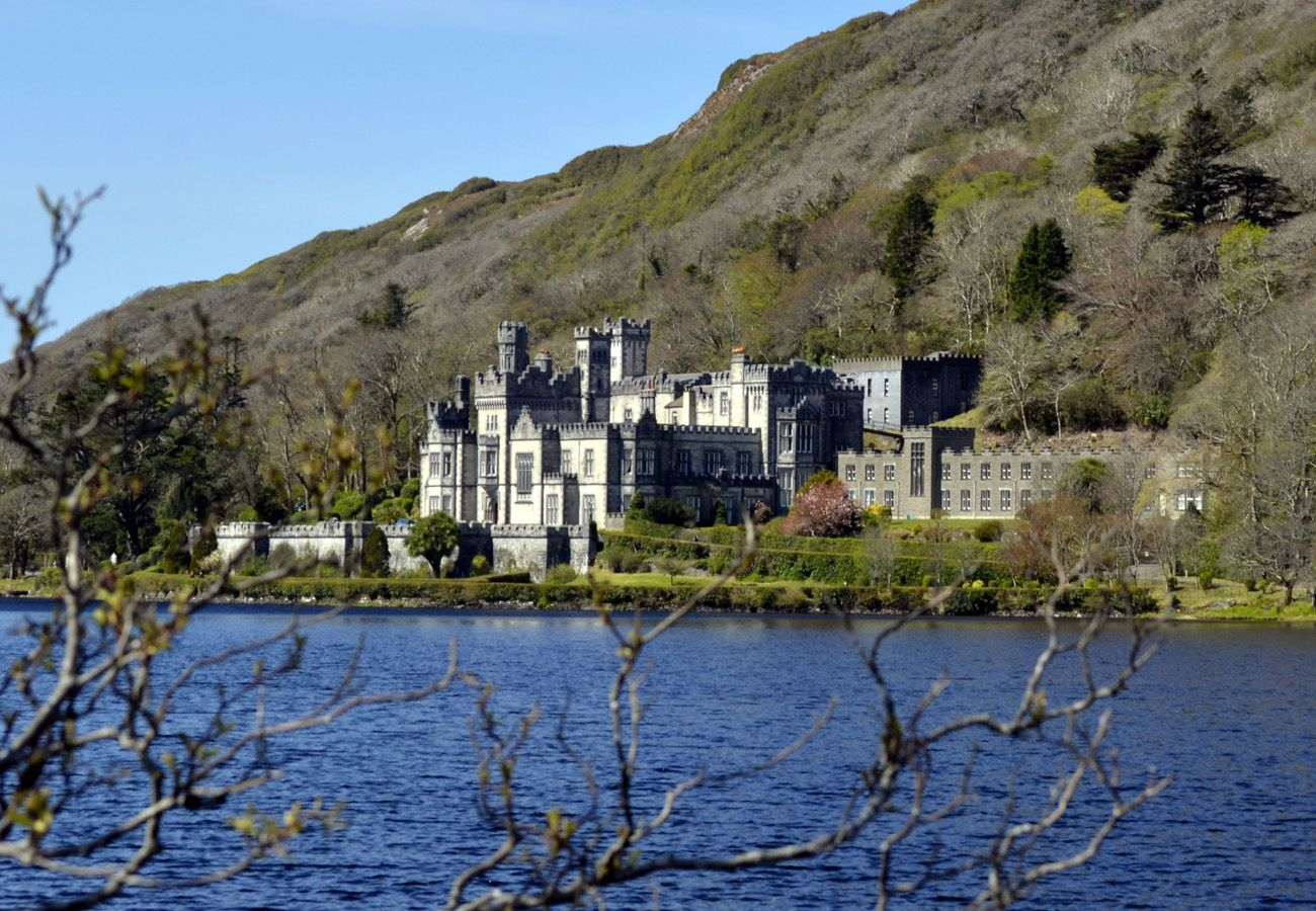 Kylemore Abbey and Victorian Walled Garden Connemara County Galway