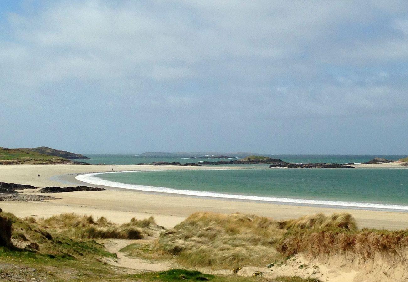 Glassilaun Beach Connemara County Galway Ireland