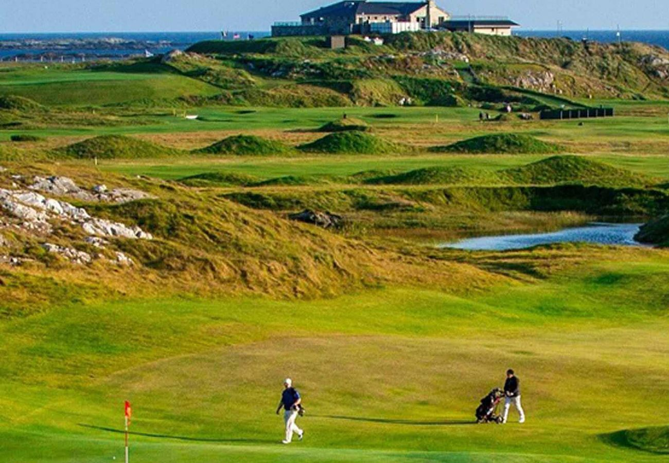 Connemara Championship Golf Links Galway Ireland