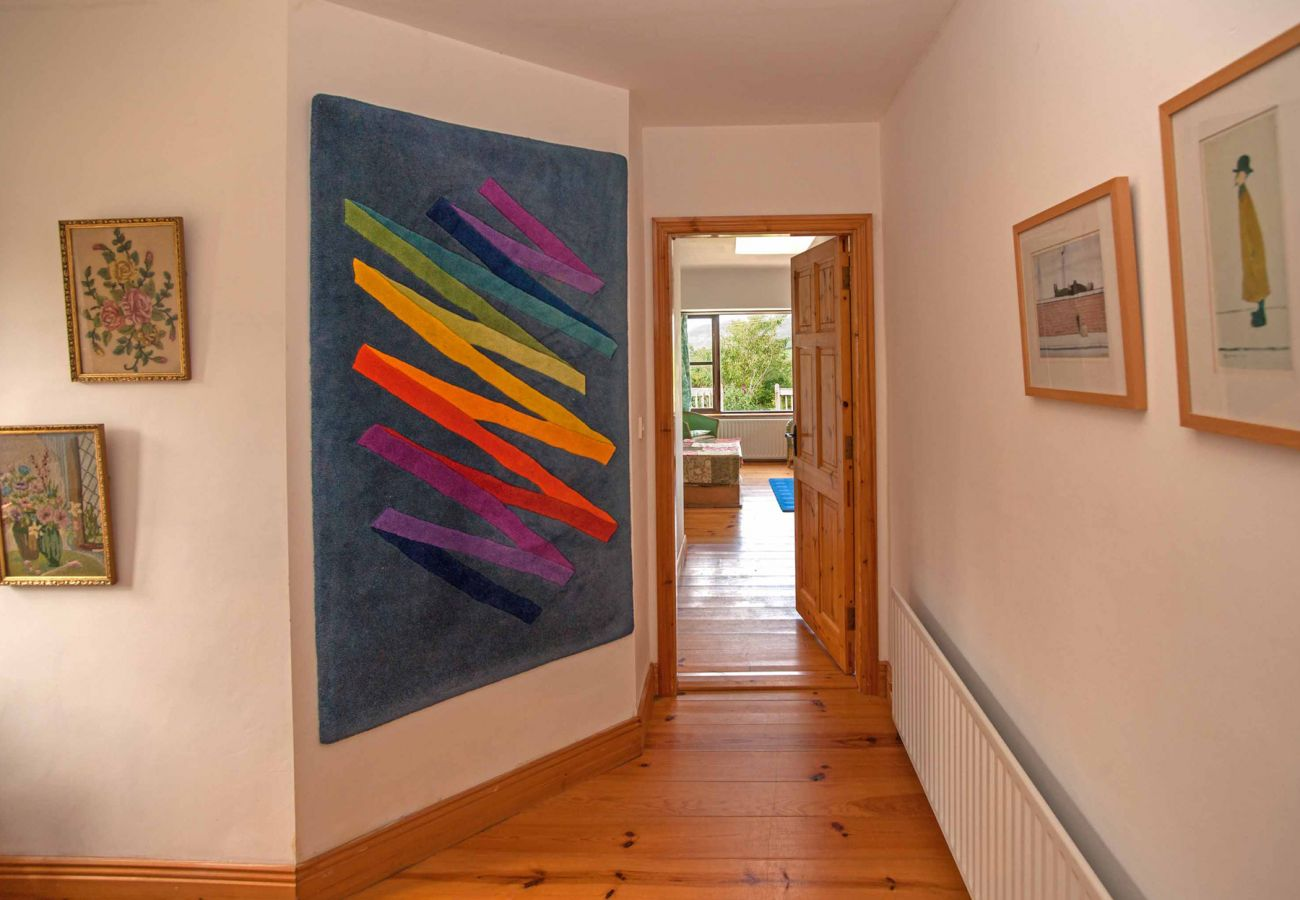Moyard Stone Cottage, Large, Mountain View Self Catering Cottage in Connemara, Galway