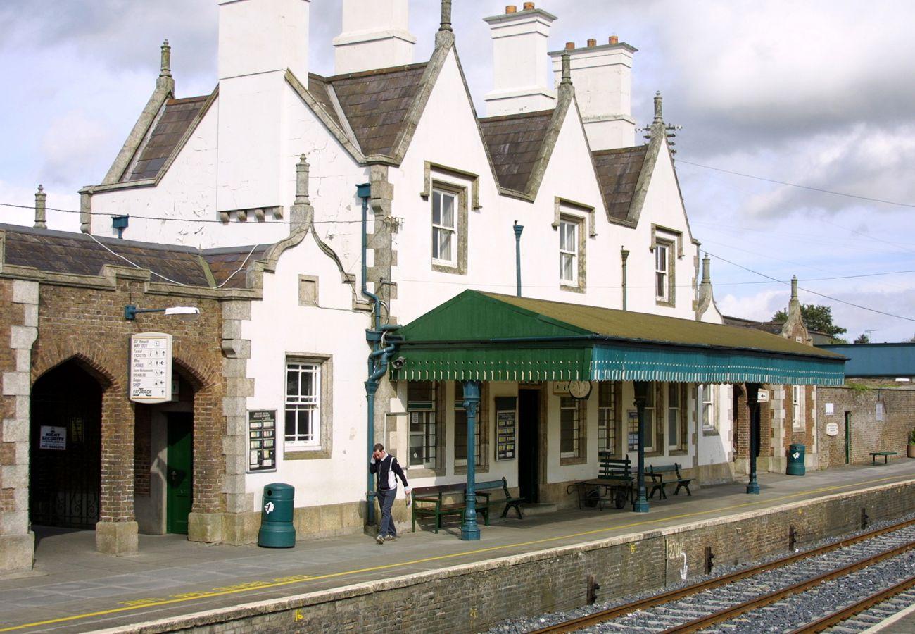 Carlow Railway Station, County Carlow copyright Fáilte Ireland & Toursim Ireland