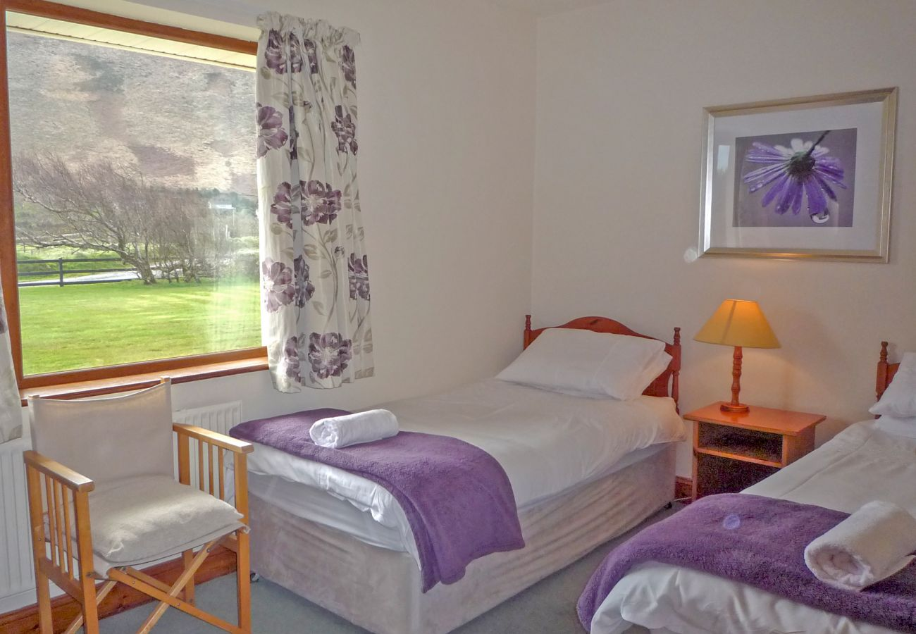 Behy Lodge, Mountain View, Self Catering Holiday Accommodation in Glenbeigh, County Kerry