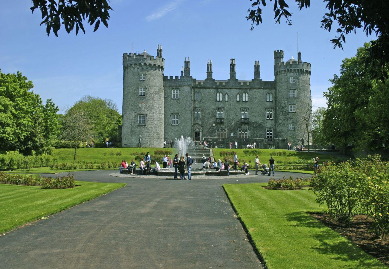 Irelands Ancient East, Kilkenny Castle, Kilkenny City, County Kilkenny