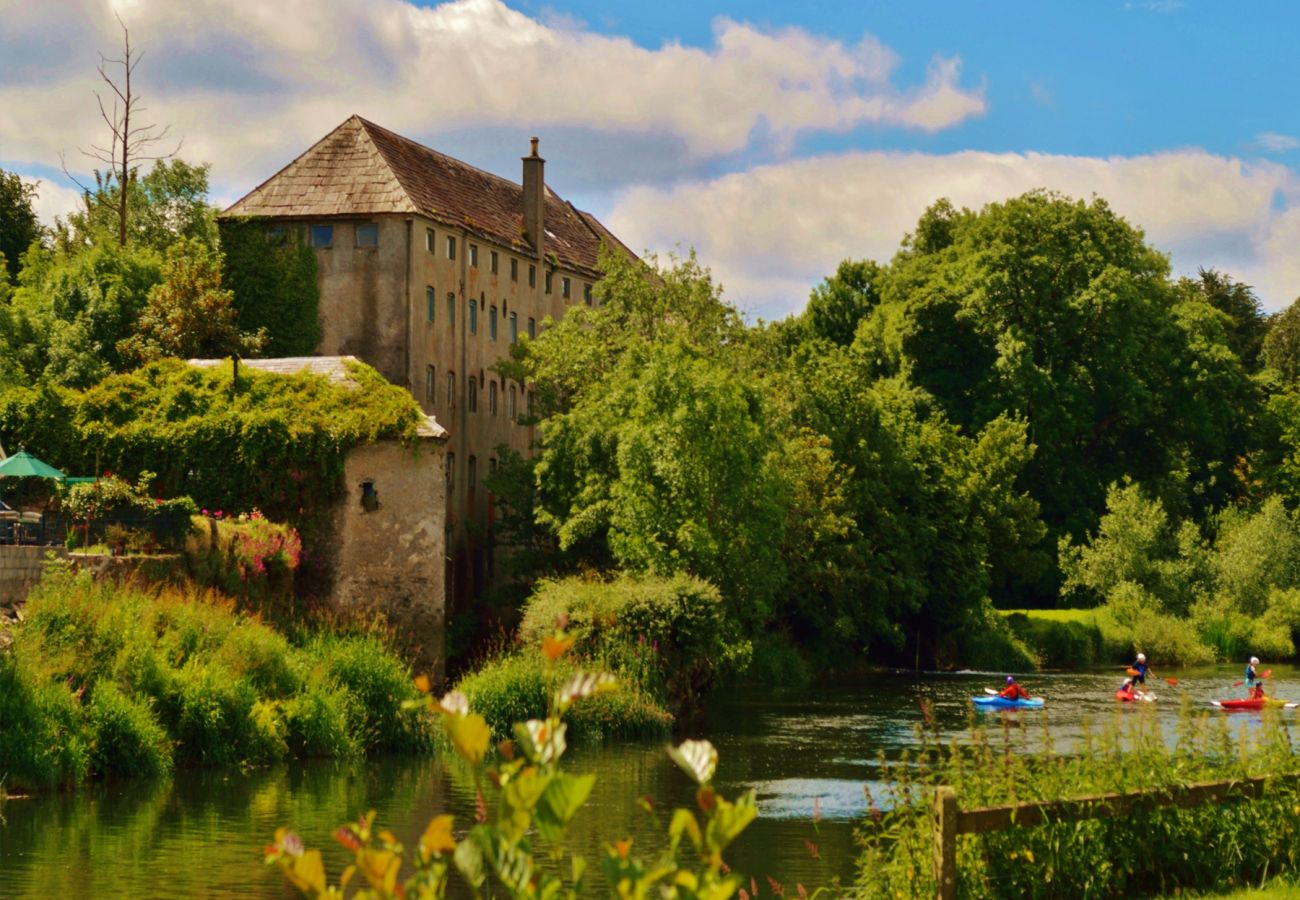 Grennan Mill, The River Nore, Thomastown, County Kilkenny
