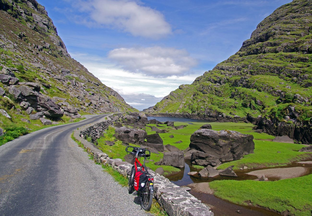Gap of Dunloe Killarney County Kerry © Tourism Ireland