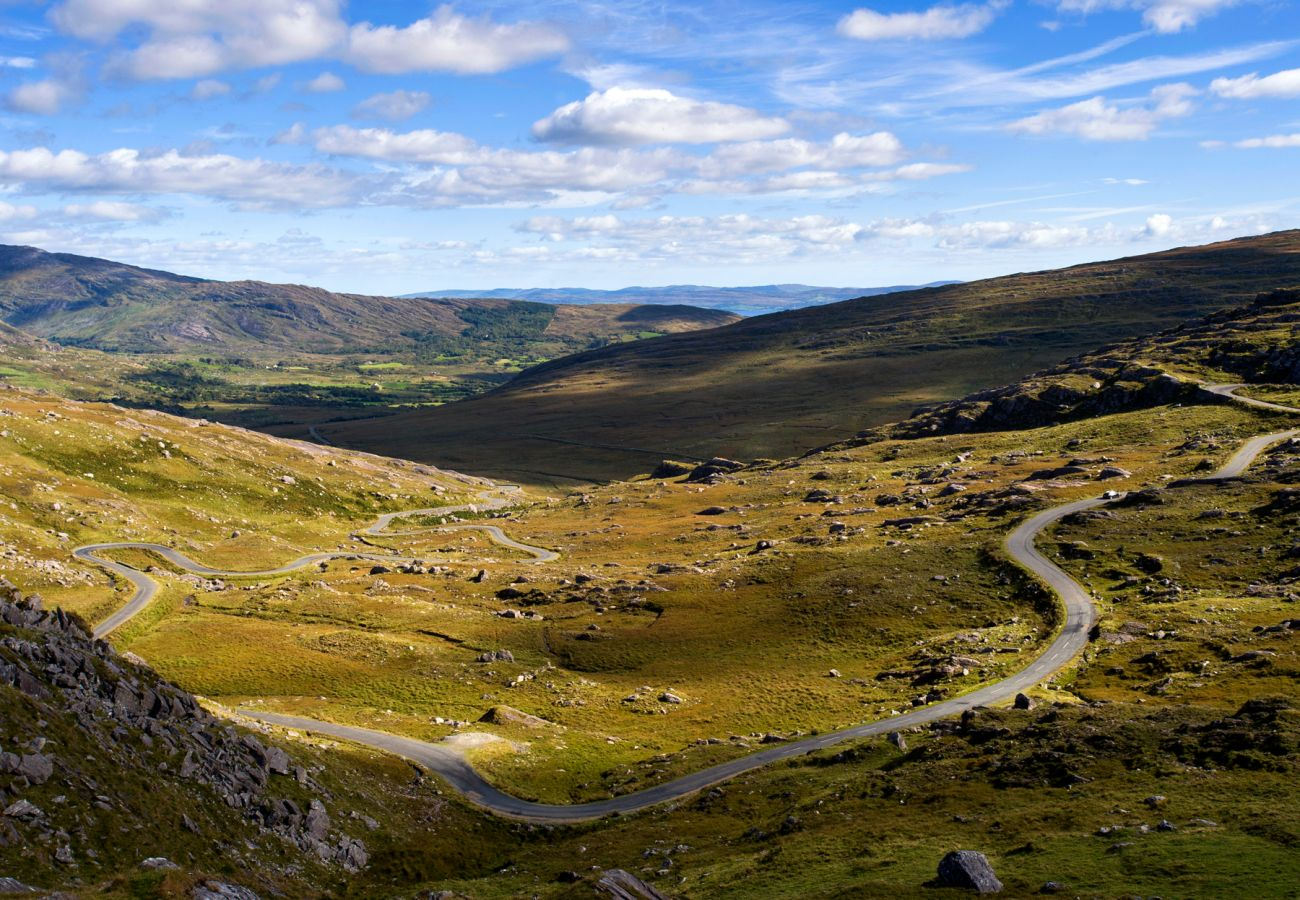 Healy Pass near Lauragh in Kerry © Chris Hill Photographic