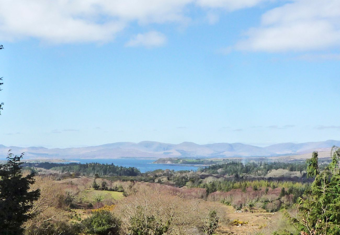 Views of Kenmare Bay, County Kerry, Ireland