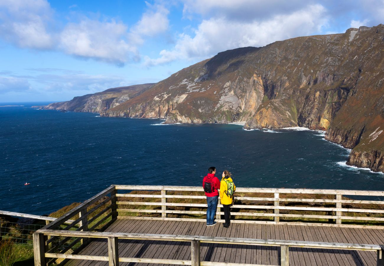 Views of Slieve League Donegal © Tourism Ireland