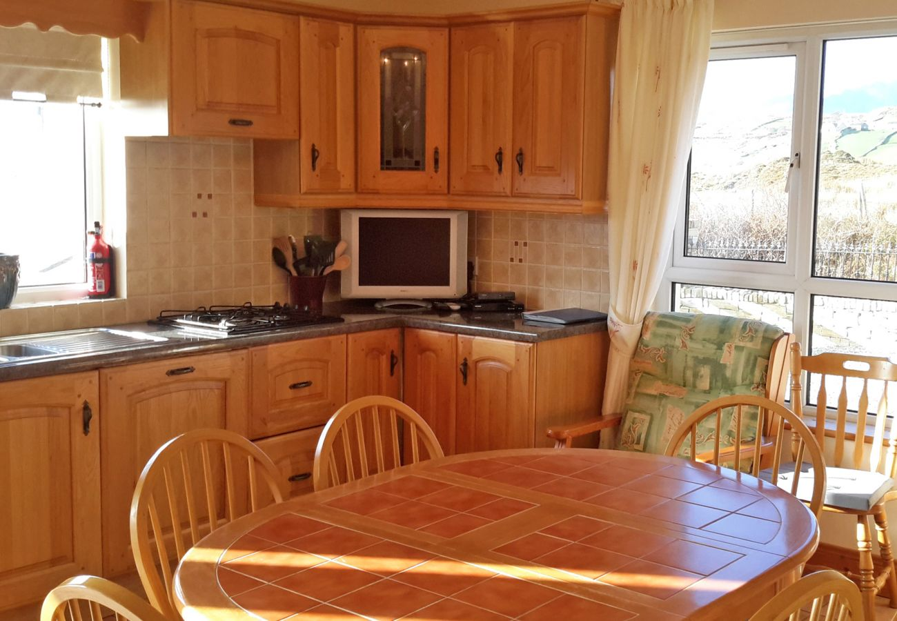 Harefield Holiday Home, Large Seaside Holiday Accommodation beside Kilcar in County Donegal