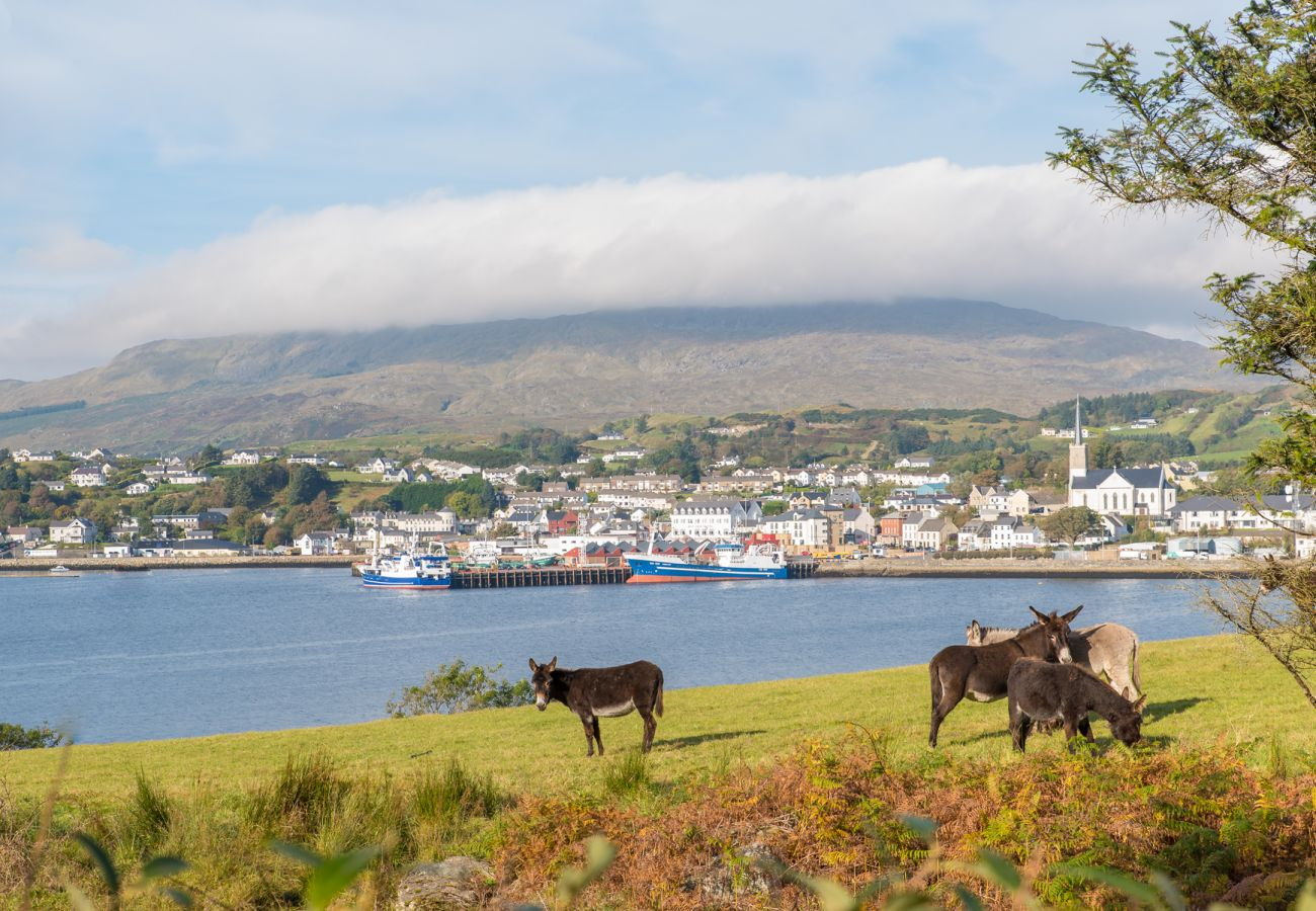 Killybegs Donegal © Failte Ireland