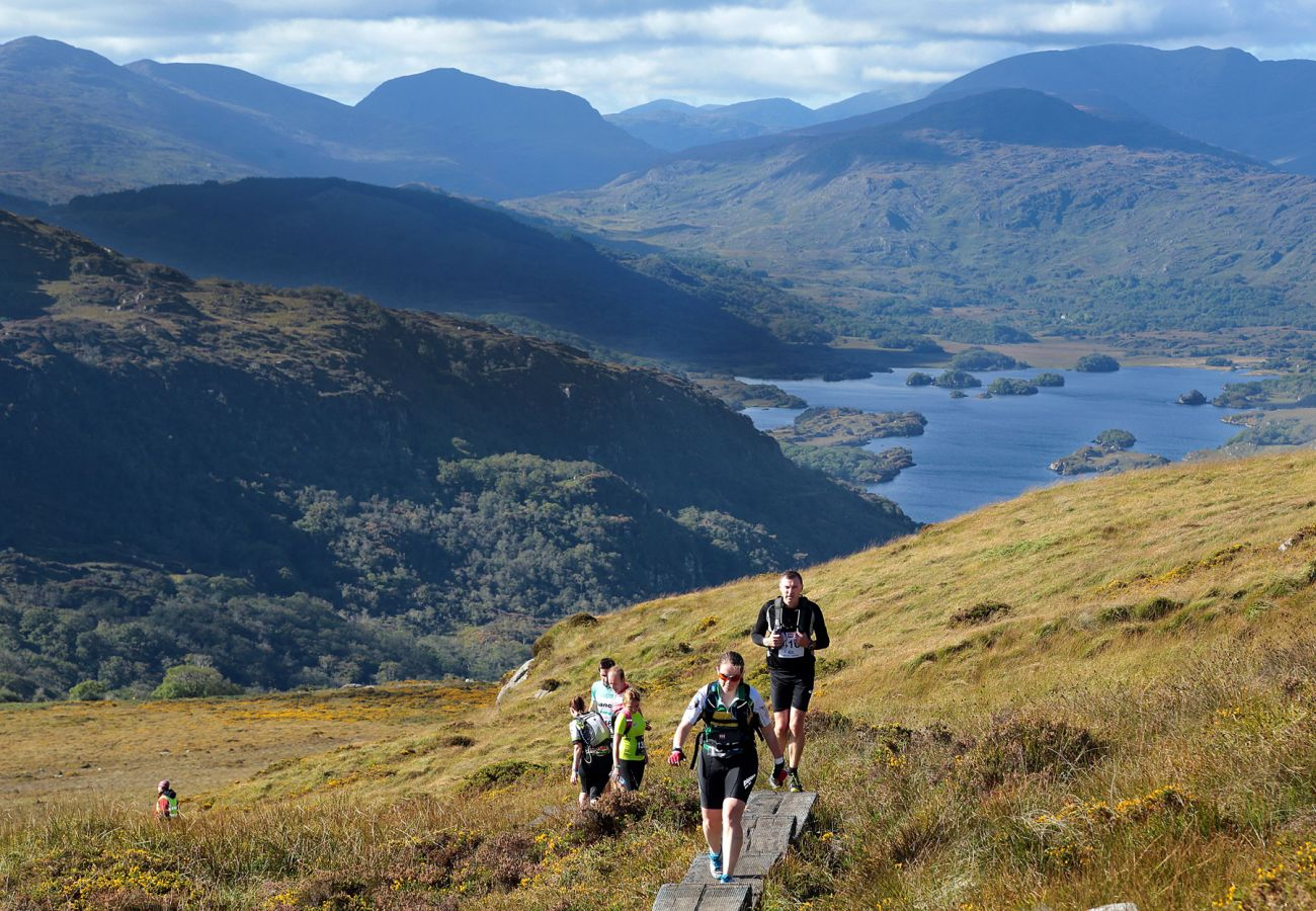 Killarney Adventure Race, County Kerry © Tourism Ireland