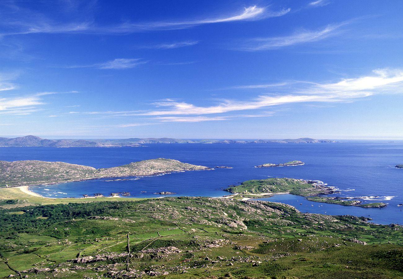 Coastal Views of Derrynane, County Kerry, Ireland