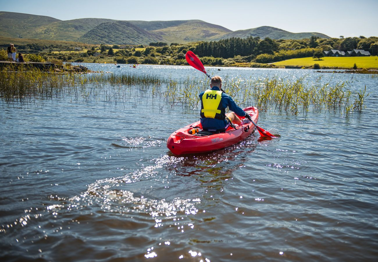 Kayaking, Sneem, County Kerry